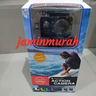 Action Camera 16MP Waterproof