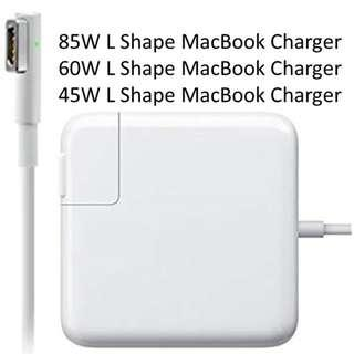 Macbook Charger / L Shape Charger / Magsafe 1 Charger