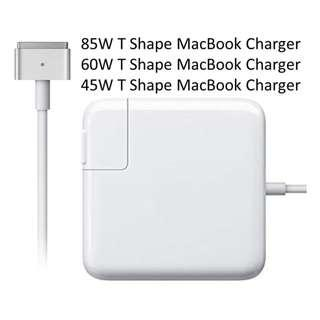 Macbook Charger / T Shape Charger / Magsafe 2 Charger