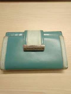 Braun Buffel wallet authentic