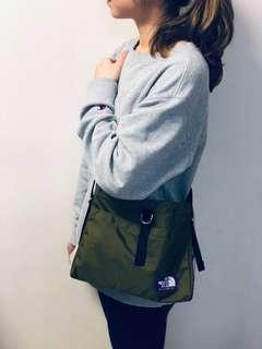 The north face purple label (斜咩袋)