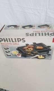 🚚 Philips Raclette Grill HD-4336