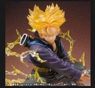 魂 限定 Figuarts Zero Dragon ball 龍珠 Super Saiyan Trunks 超級杜拉格斯