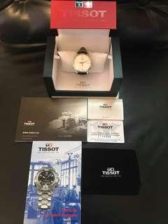 Preloved Authentic Tissot watch!
