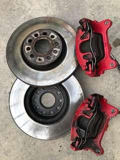 Golf MK6 GTI Front Calliper Brake