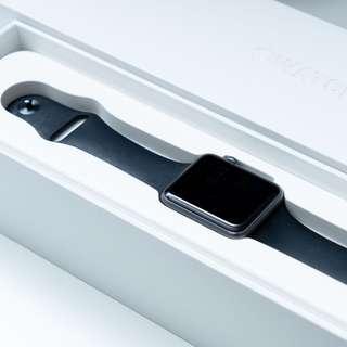 Apple Watch Gen 1 (42mm Grey)