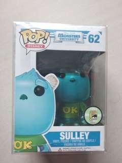 Funko Pop Sulley vinyl figurine