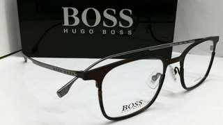 🚚 Authentic Hugo Boss Titanium Spectacles 1014 HGC