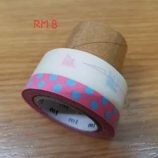 Washi Tapes (MT & Mark's brand)