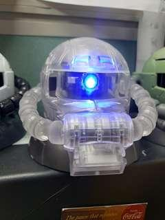 激罕! 電眼藍光特別版 透明渣古頭 - 只此一個,售完即止