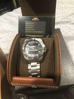 🚚 Breitling Aerospace Evo Mens Watch E7936310bc27