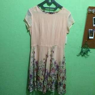 Flower Dress simple