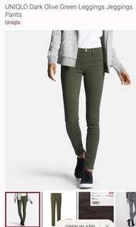 Uniqlo Woman Leggings pants size L