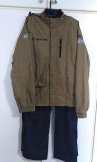 🚚 Raincoat