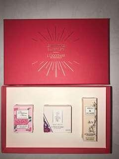 Les Miniature L'Occitane perfumes