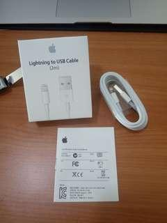 [$8] iPhone 2 metre Original Cable Brand new in box