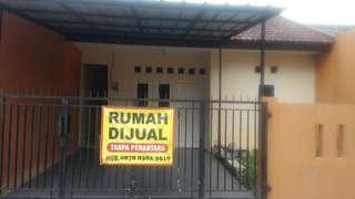Dijual Rumah di perumahan ambar cibinong residence