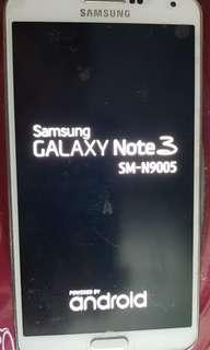 🚚 Samsung Note 3 and S5 handphone