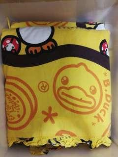 B duck Bb床圍及被及枕袋