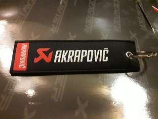 Keychain Akrapovic