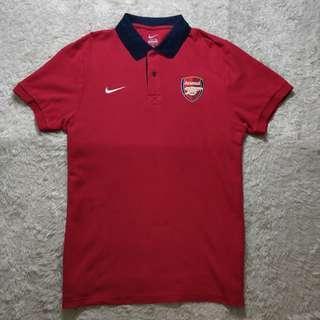 Polo Shirt Nike Arsenal