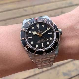 Tudor Black Bay 58 (Bracelet)