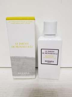 Hermes moisturizing body lotion 40ml