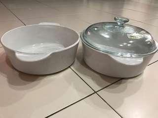 Corningware casserole