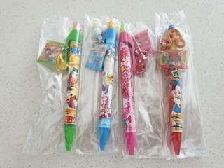 🚚 Disney Snacks Pen