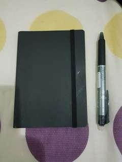 🚚 Notebook and Pen set. fast deal
