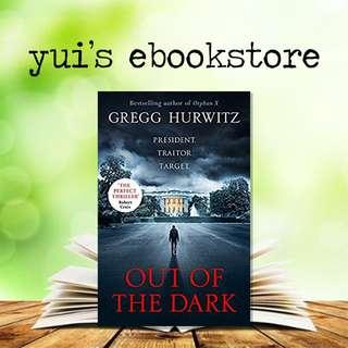 HURWITZ - OUT OF THE DARK - ORPHAN X #4
