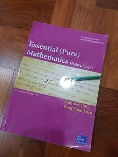 Alevel Math Guidebook H2