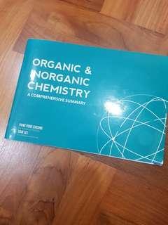 Alevel organic chemistry guidebook
