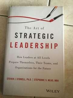 The Art of Strategic Leadership