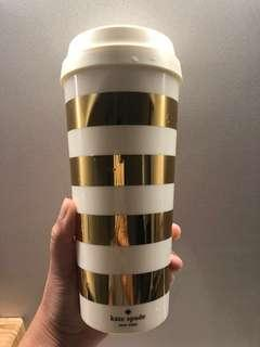 Kate spade thermos cup