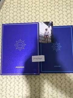 WTS MAMAMOO BLUES ALBUM