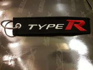 Keychain Honda Type R/Power Of Dreams