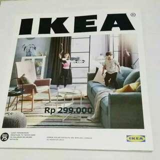 Katalog Ikea Tebal Edisi 2019