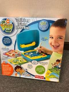 Talking Field Journal - Fisher-Price