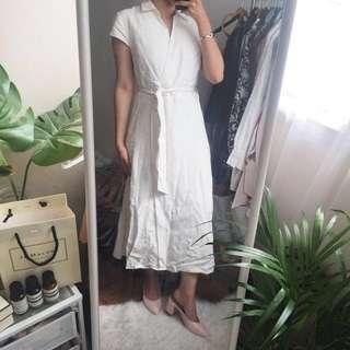 NEW East India Company Linen Dress