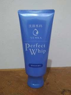 Senka Perfect Whip Facial Foam 120g
