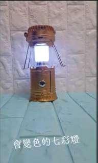 🚚 露營燈
