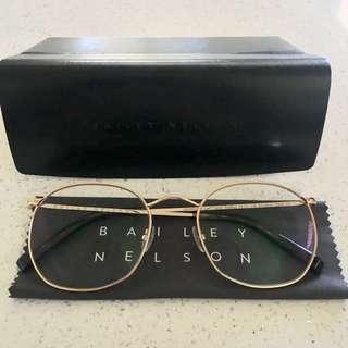 Bailey Nelson Harrison optical glasses