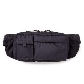 3f926dbf9b8d Head Porter Japan Black Beauty Hip Waist Bag