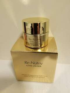 Estée Lauder re-nutriv ultimate lift regenerating youth creme 15ml 極緻花漾新生系列 面霜