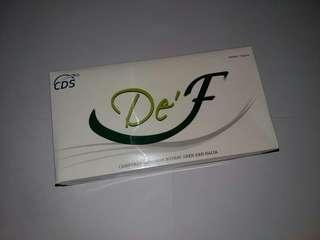 Detoxifying Fibre For Slimming