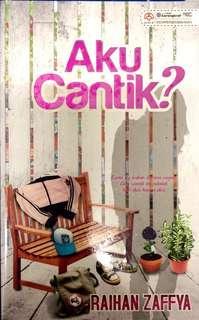 Novel Aku Cantik?
