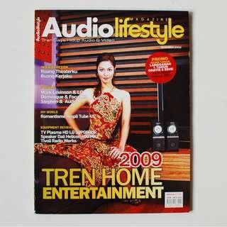 Majalah Audio Lifestyle Magazine - Desember 2008