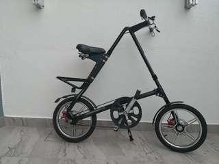 16 inch Strida design folding bicycle