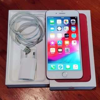 iPhone 7 Plus 128GB Fullset Red Edition
